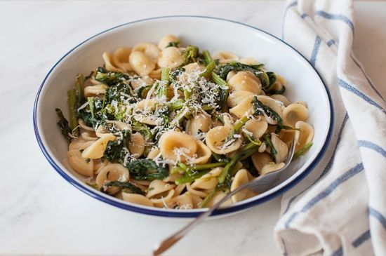 Life Love Food: Orecchiette with Cime di Rapa