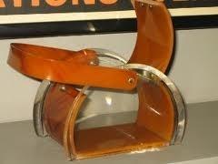 Vintage Lucite Handbag