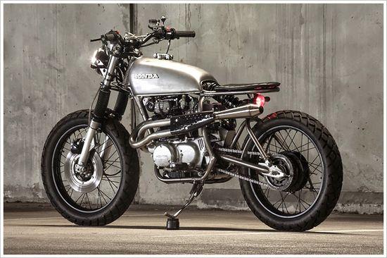 Honda CB360 – 'Doris'