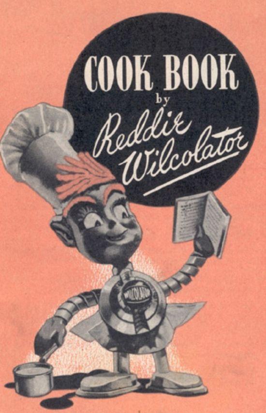 :vintage cook book