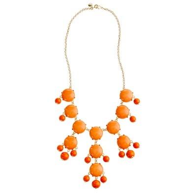 J. Crew bubble necklace