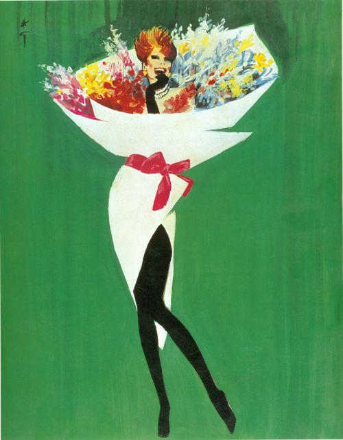 René Gruau #Illustration