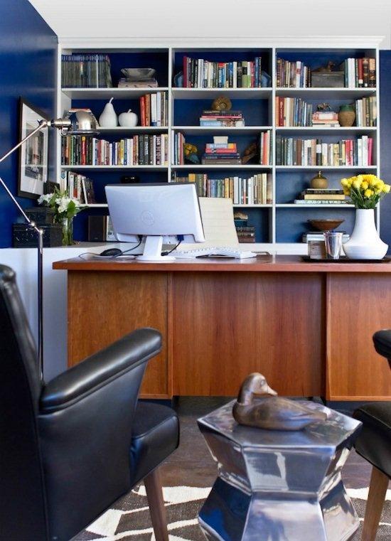 Chic Office Design and Vanessa De Vargas Lamps Plus