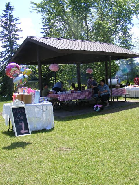 The Complete Guide to Imperfect Homemaking: A First Birthday Picnic Party