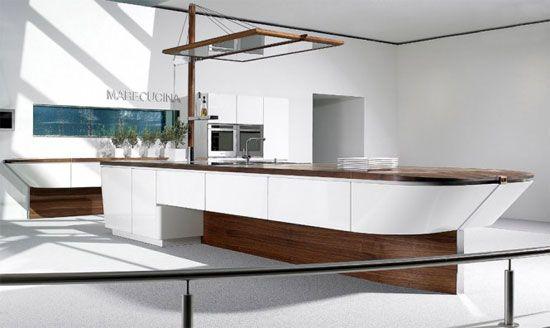 wow boat 48 Exquisite Kitchen Interior Design