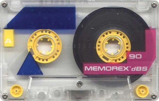 Remember when 90 minutes cassettes were a big deal!