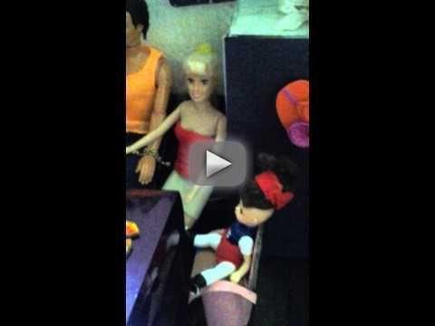 Handmade Barbie house - Handmade barbie