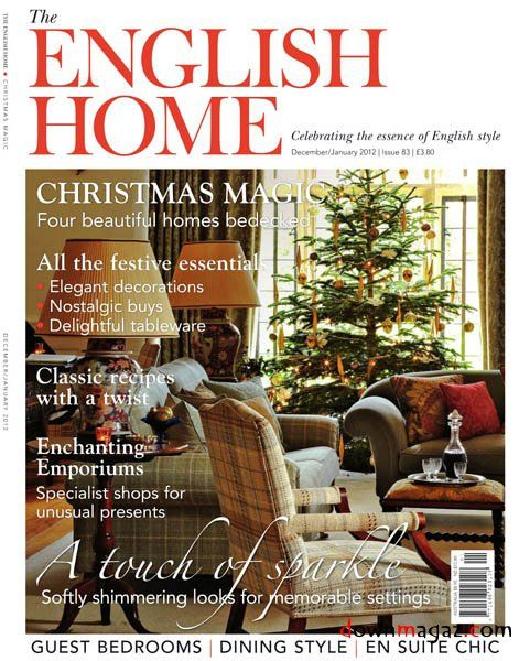 The English Home - December/January 2012