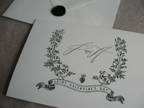 Handmade cards - invitation