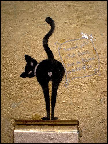 graffiti. S)