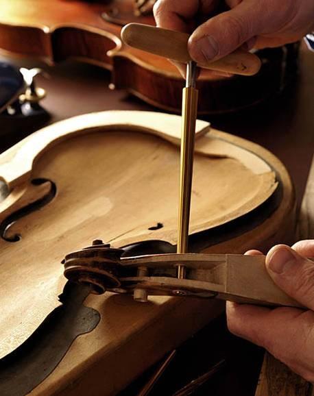 Handmade music.