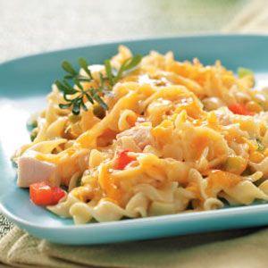 Chicken+Noodle+Casserole