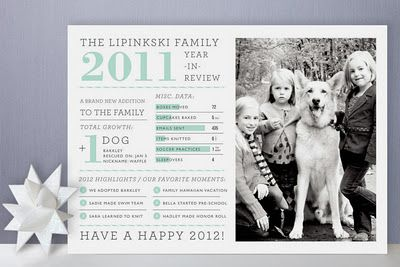 LOVE this Christmas card.