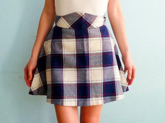Adorable skirt.