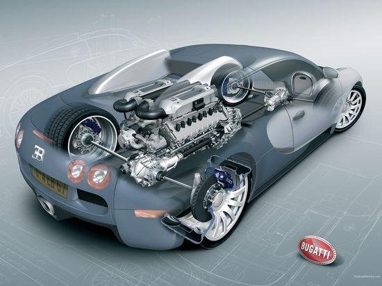 Bugatti Veyrone
