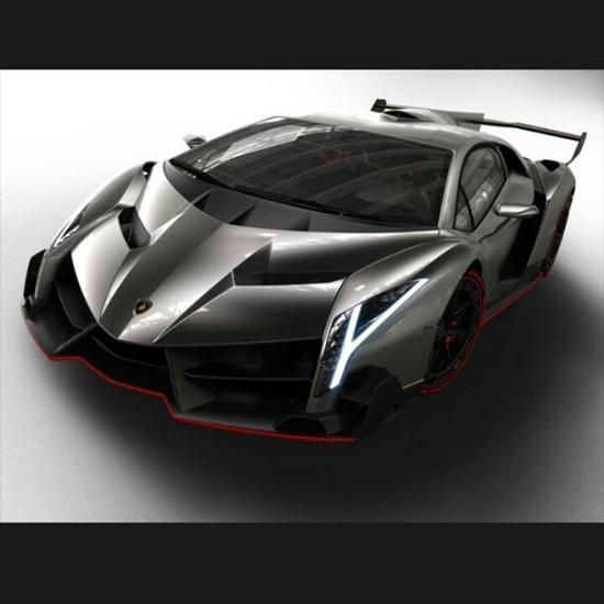 The new Lamborghini Veneno, an magnificent beast