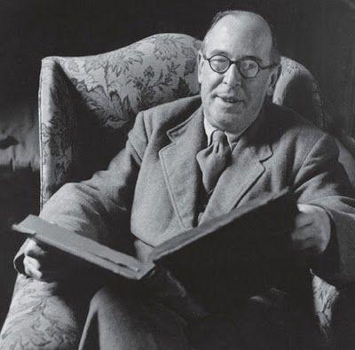 C.S. Lewis Reads