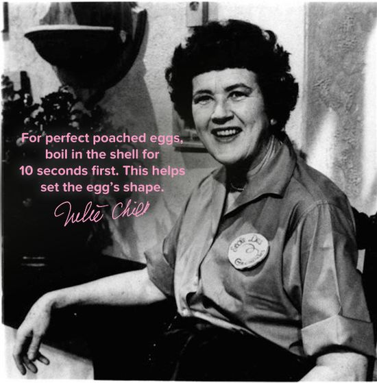 Tips From Julia Child For People Who Aren't Lazy Home Chefs