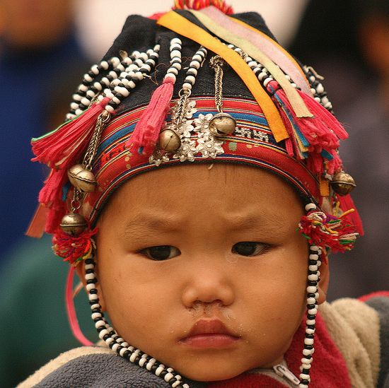 people of northern vietnam by Retlaw Snellac, via Flickr