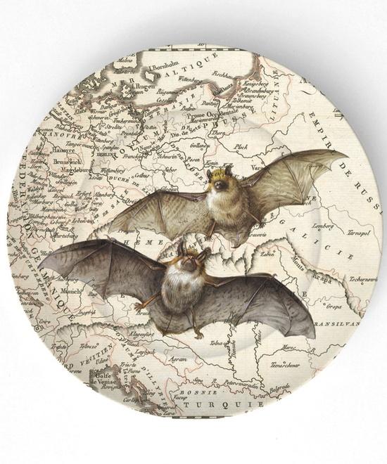 A bat plate