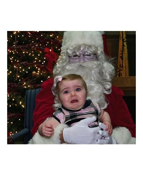 Funny Photos With Santa - mom.me