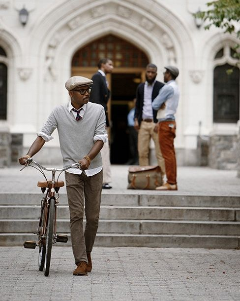 City. Men's #bike #style #fashion