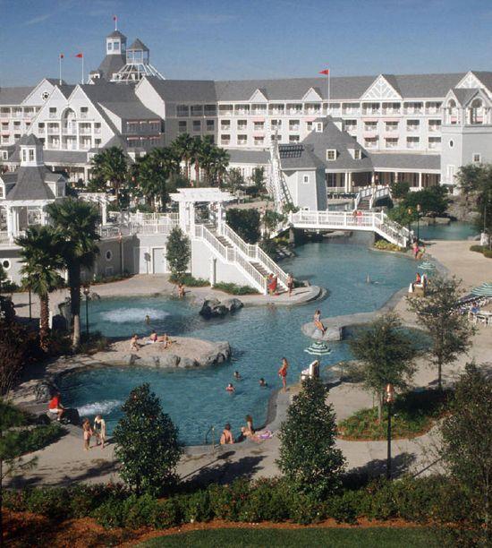 Walt Disney World Yacht and Beach Club Resorts