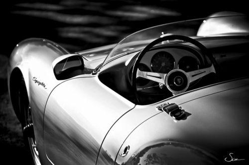 Porsche 550 Spyder 1953-1956.