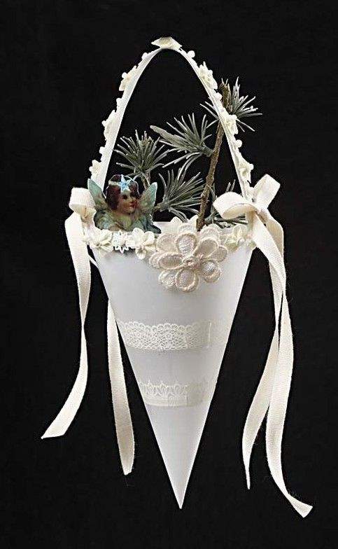 Vellum Paper cone