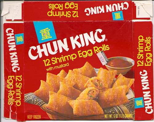 1979 Chun King ...Mike St.Onge loved these things....