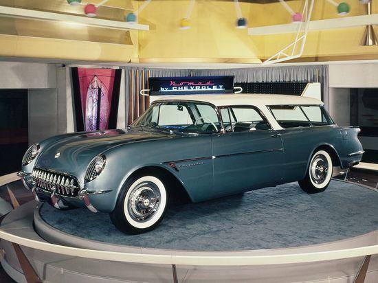 1954 Corvette Nomad Concept Car
