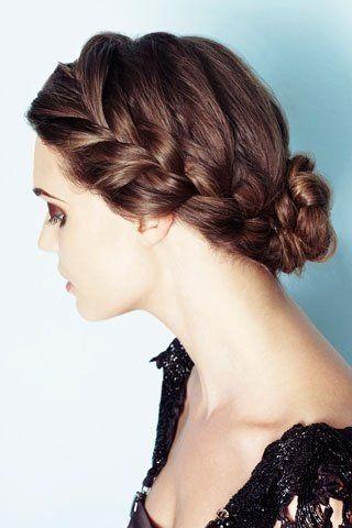 Braided Hairstyle #braided #hair #hairstyle