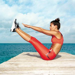 10 Total-Body Workouts in 10 Minutes or Less #SelfMagazine