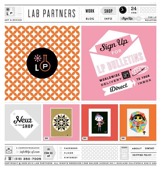 Lab Partners website  lp-sf.com/