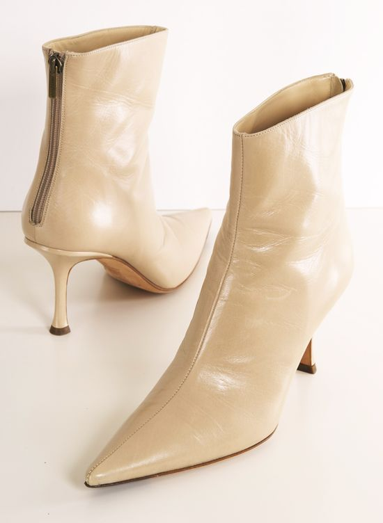 JIMMY CHOO BOOTS @Michelle Coleman-HERS