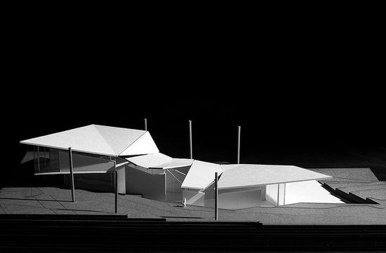 Architectural Model - Pullen Art Center