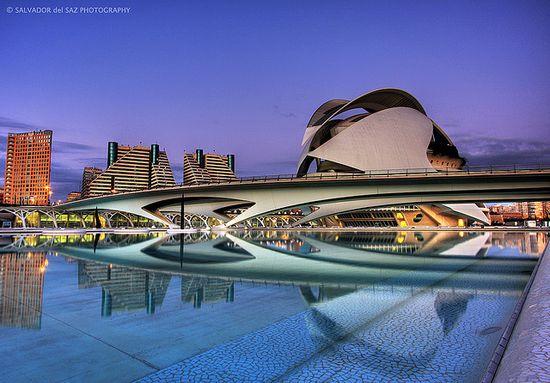 Valencia's Opera House - #architecture - ?k? - #modern