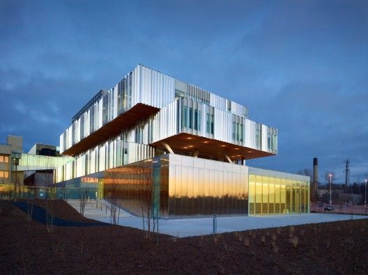 Terrence Donnelly Health Sciences Complex / Kongats Architects #architecture
