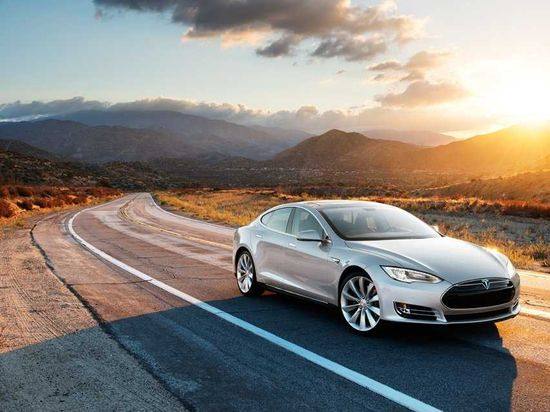 The Tesla Model S just earned the highest safety rating of any car in history