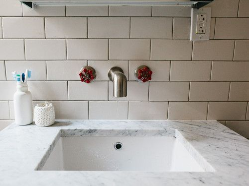 hose handles for bath sink