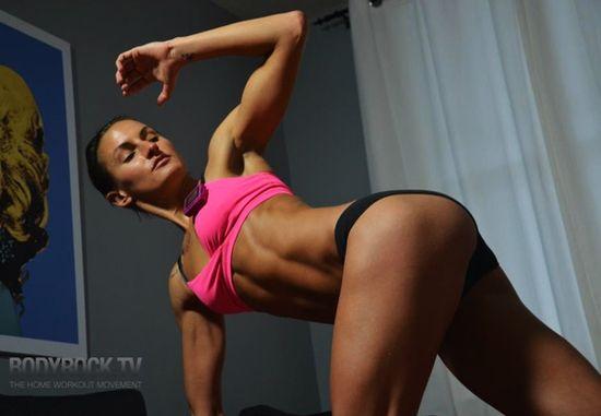 The Ultimate Bodyweight Workout + Bonus Abs, Core & Butt Sculpt Cool Down