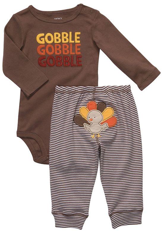 Benton's Thanksgiving Outfit! :)