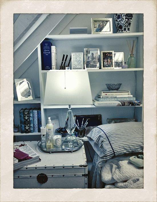 Jess Graves' bedroom at La Dolce Vita Blog