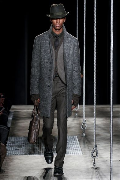 John Varvatos - Men Fashion Fall Winter 2013-14 - Shows - Vogue.it