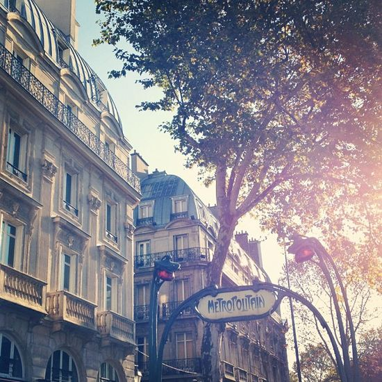 Places I've Been: Paris - Europe Trip/March 2013
