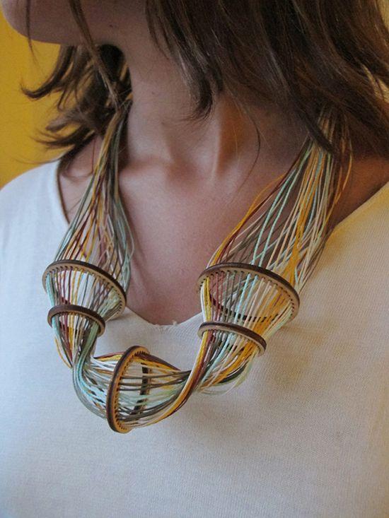 Wearable Art from VATUA #handmade #jewelry #etsy