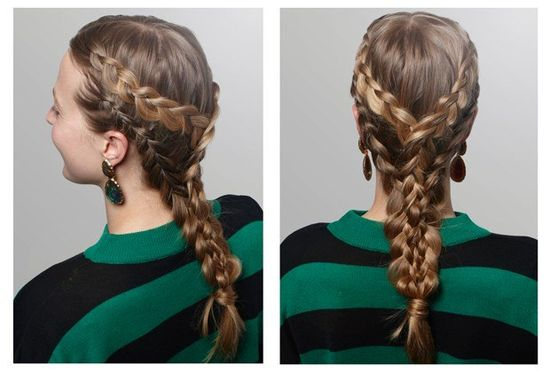 Game Of Thrones Hair: How To Do The Shows Best Braids At Home : Lucky Magazine