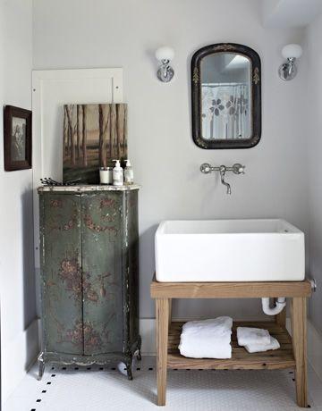 Salle de bain.  #bathroom