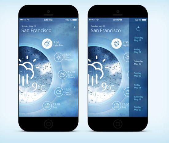 mobile UI Design11