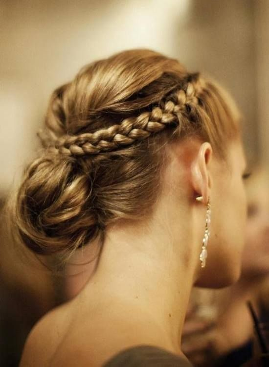 for a dreamy hair style